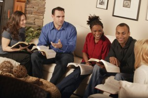 Small Group Free Bible Study Nottingham, Mansfield, Sutton-in-Ashfield