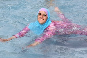 muslim swimming suit